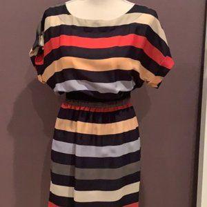 BCBG Striped Dress
